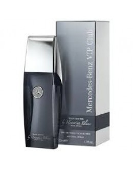 Mercedes - Benz VIP Club Black Leather EDT 50ml за мъже
