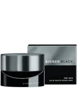 Aigner Black EDT 125ml за мъже