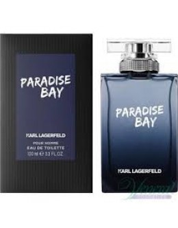 KARL LAGERFELD PARADISE BAY EDT 100ml за мъже