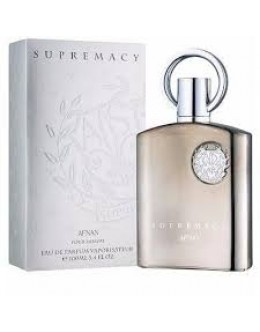 Afnan Supremacy Silver  EDP 100 ml за мъже