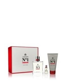 Aigner N1 Sport EDT 100 ml + 150 ml Душ гел + EDT 8 ml за мъже