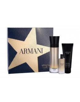 Armani Code Absolu EDP M 110 ml + EDP 15 ml + 75 ml Душ гел за мъже