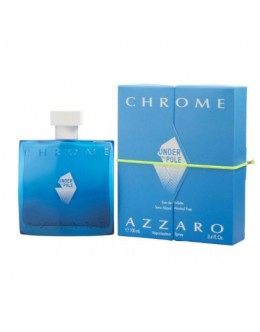 Azzaro Chrome Under The Pole EDT 100ml за мъже Б.О.