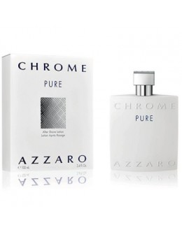 Azzaro Chrome Pure EDT 50 ml за мъже