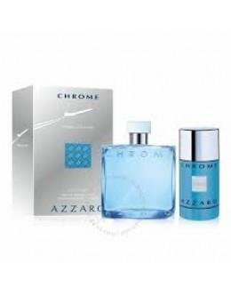 Azzaro Chrome EDT 100 ml + Deostick 75 ml за мъже