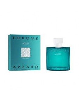 Azzaro Chrome Aqua EDT 50 ml /2019/ за мъже