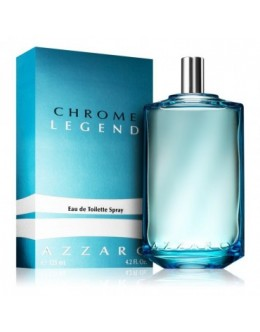 Azzaro Chrome Legend EDT 125ml за мъже