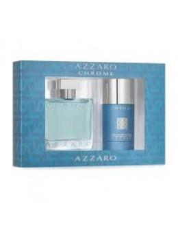 Azzaro Chrome EDT 50 ml + Deostick 75 ml за мъже