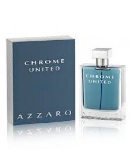 Azzaro Chrome United  EDT 100 ml за мъже Б.О.
