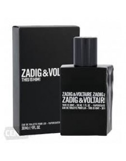Zadig & Voltaire This is Him! EDT 100ml /2016/ за мъже Б.О.