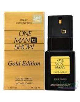 Bogart One Man Show Gold Edition EDT 100 ml за мъже