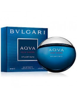 Bvlgari Aqva Atlantique EDT 50ml /2017/ за мъже