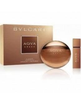 Bvlgari Aqva Amara EDT 100ml + 15ml EDT /2014/ за мъже