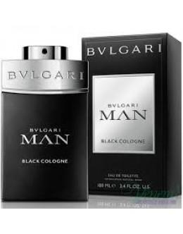 Bvlgari Man Black Cologne EDT 100ml за мъже /2016/