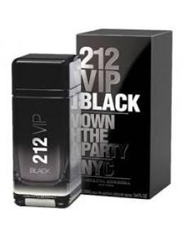 Carolina Herrera 212 VIP Black EDP 100 ml за мъже