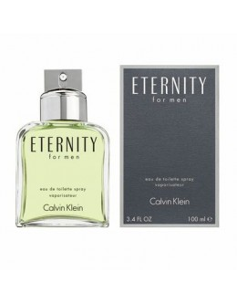 Calvin Klein Eternity EDT 100 ml  за мъже Б.О.