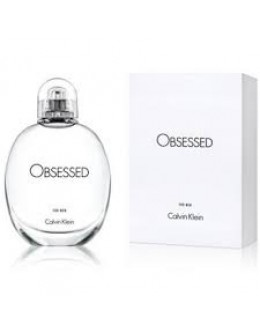 Calvin Klein Obsessed EDT 125 ml за мъже
