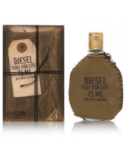 Diesel Fuel For Life Homme EDT 75 ml за мъже Б.О.