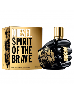 Diesel Only The Brave Spirit EDT 75 ml за мъже Б.О.