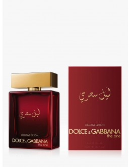 Dolce & Gabbana The One For Men Mysterious Night  EDP 100 ml Б.О.