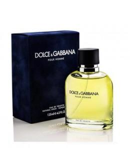 Dolce&Gabbana Pour Homme EDT 125ml за мъже Б.О.