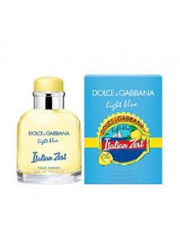 Dolce&Gabbana Light blue Italian Zest EDT 125 ml за мъже