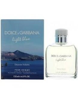 DG Light Blue Discover Vulcano EDT 125 ml /2014/ за мъже