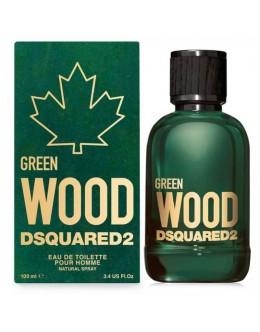 Dsquared2 Green Wood EDT 100ml за мъже Б.О.