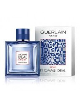 Guerlain L' Homme Ideal SPORT EDT 100ml мъже