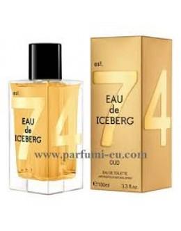 Iceberg Eau de Iceberg Oud EDT 100 ml мъже