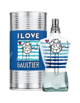 Jean Paul Gaultier Le Male I Love EDT 125 ml за мъже Б.О.