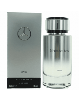 Mercedes - Benz Silver EDT 120 ml за мъже Б.О.