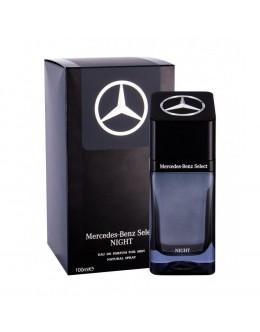 Mercedes - Benz Select Night EDP M 100 ml за мъже Б.О.