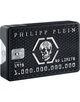 Philipp Plein No Limit$ EDP 50 ml за мъже