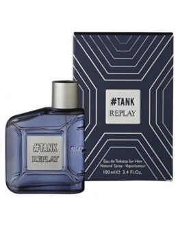 Replay Tank for Him EDT 100 ml за мъже Б.О.