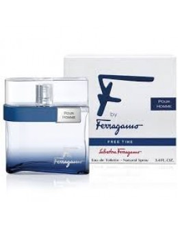 S Ferragamo F by Free time /2011/ EDT 30ml за мъже