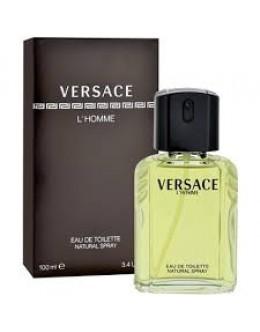 Versace L'Homme EDT 100ml за мъже Б.О.
