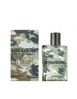ZADIG VOLTAIRE THIS IS HIM NO RULES EDT 100ml за мъже Б.О.