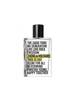 Zadig & Voltaire This is Us! EDT 100ml Унисекс Б.О.