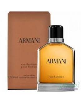Armani Eau d'Aromes EDT 100ml за мъже Б.О.