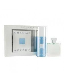 Azzaro Chrome EDT 100ml + 150ml DEO за мъже