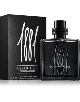 Cerruti 1881 Signature EDP 100 ml за мъже