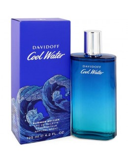 Davidoff Cool Water Summer Edition  EDT 125 ml Б.О. за мъже