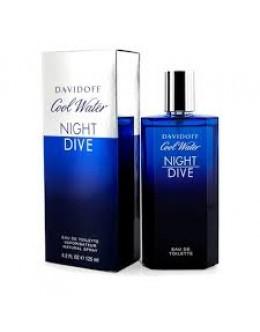 Davidoff Cool Water Night Dive EDT 125ml за мъже Б.О.