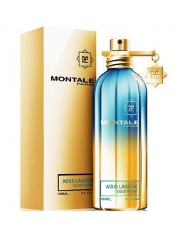 Montale Aoud Lagoon /Gold Blue Shiny/ EDP  50 ml унисекс /2016/