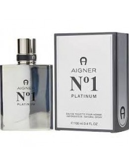 Aigner N1 Platinum EDT 100ml за мъже