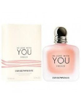 Armani In Love With You Freeze EDP 100ml за жени