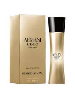 Armani Code  Absolu EDP 75 ml за жени Б.О.