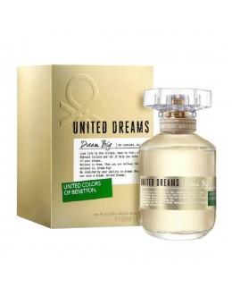 Benetton United Dreams: Dream Big for Women EDT 80ml за жени