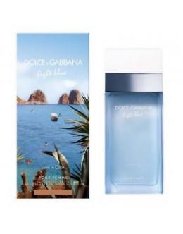 DG Light Blue Love in Capri EDT 100 ml за жени